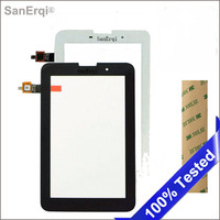 SanErqi Touch Screen For Lenovo IdeaPad IdeaTab A3000 Black White Digitizer Touch Screen Glass Sensor Replacement