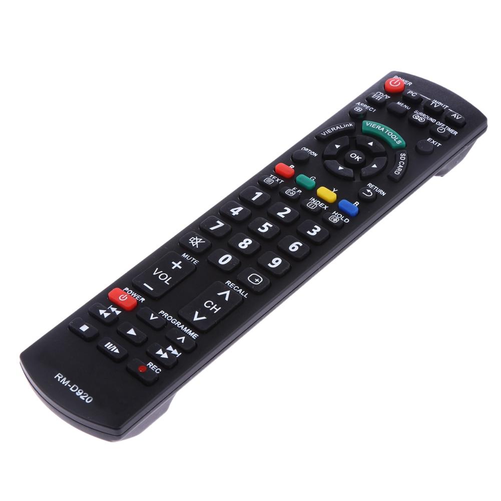 Universal für panasonic 3d tv fernbedienung rm-d920 n2qayb000572 n2qayb00 fernbedienung