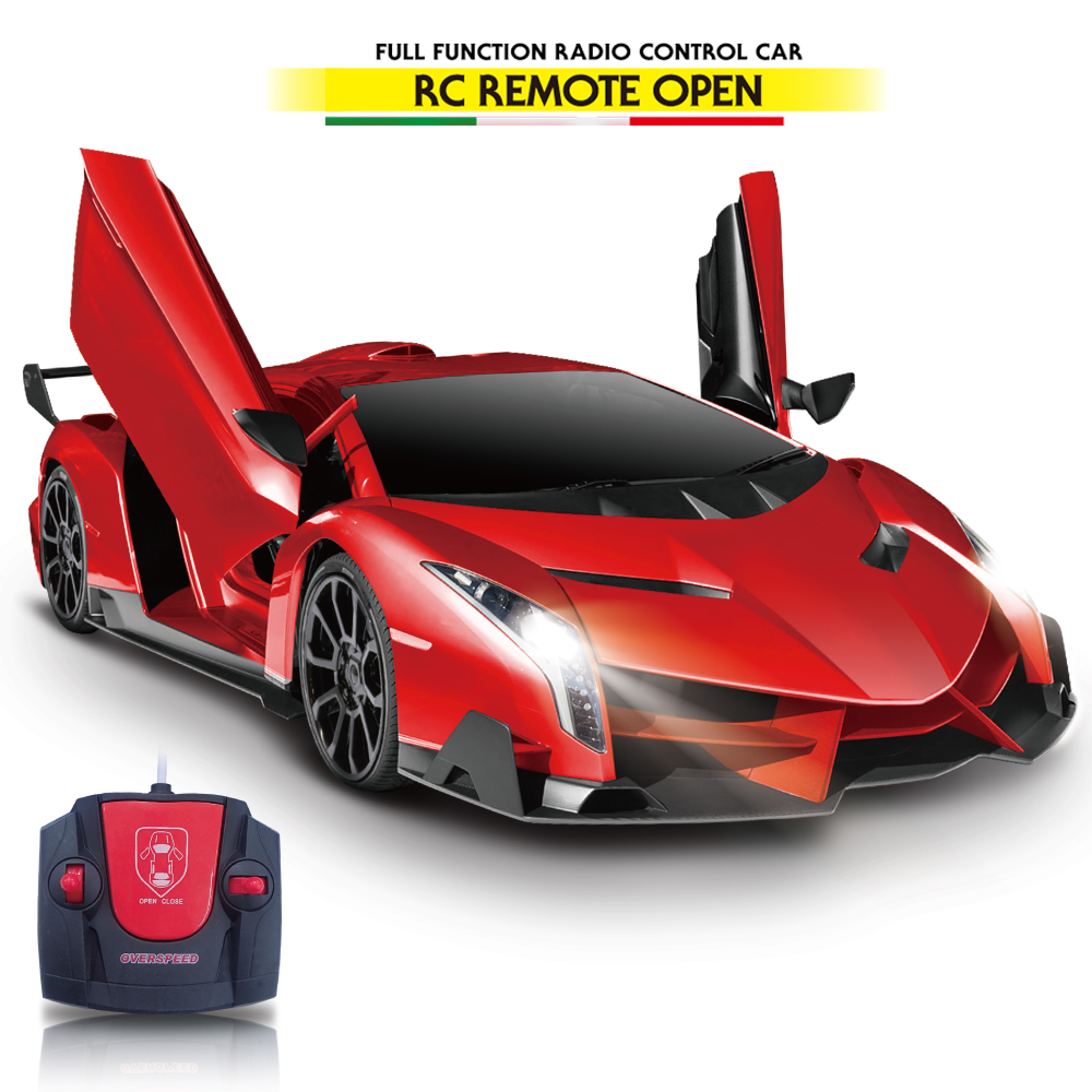 New Arrival! Super Racing Car Rc Speed Radio Remote