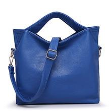 Nuevas mujeres de la moda bolso de cuero genuino bolsos de hombro mujeres messenger bags bolsos mujeres famosa marca envío gratis
