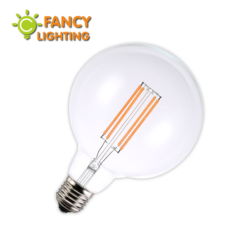 Aliexpress.com : Buy Led bulb e27 g125 vintage edison filament bulb 110v 220v power led energy ...