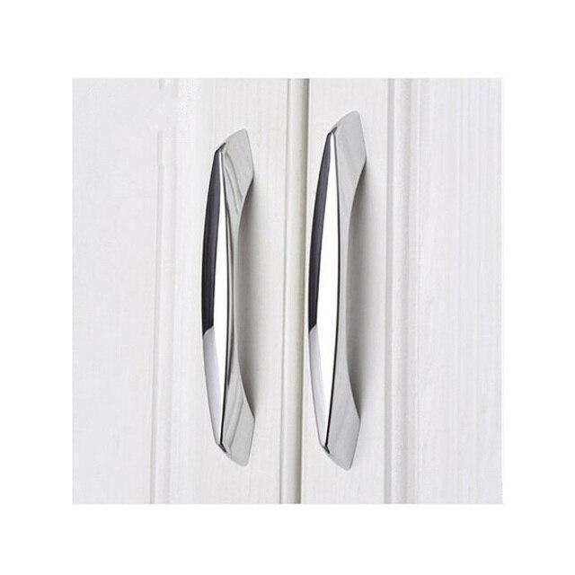 Simple moderna armario tire de la manija del gabinete de cocina de ...