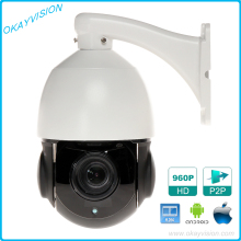 5 inch IP Medium Speed Dome Camera P2P Onvif 18X optical zoom 960P Network IP PTZ