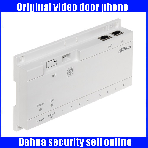 Original dahua POE <font><b>Switch</b></font> VTNS1060A for <font><b>IP</b></font> System dahua <font><b>IP</b></font> Video door <font><b>phone</b></font> POE <font><b>switch</b></font> DH-VTNS1060A