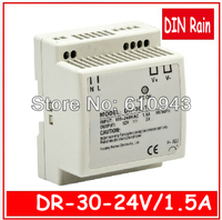 DR 30W 24V 1A Single Output Switching power supply for LED SMPS AC to DC