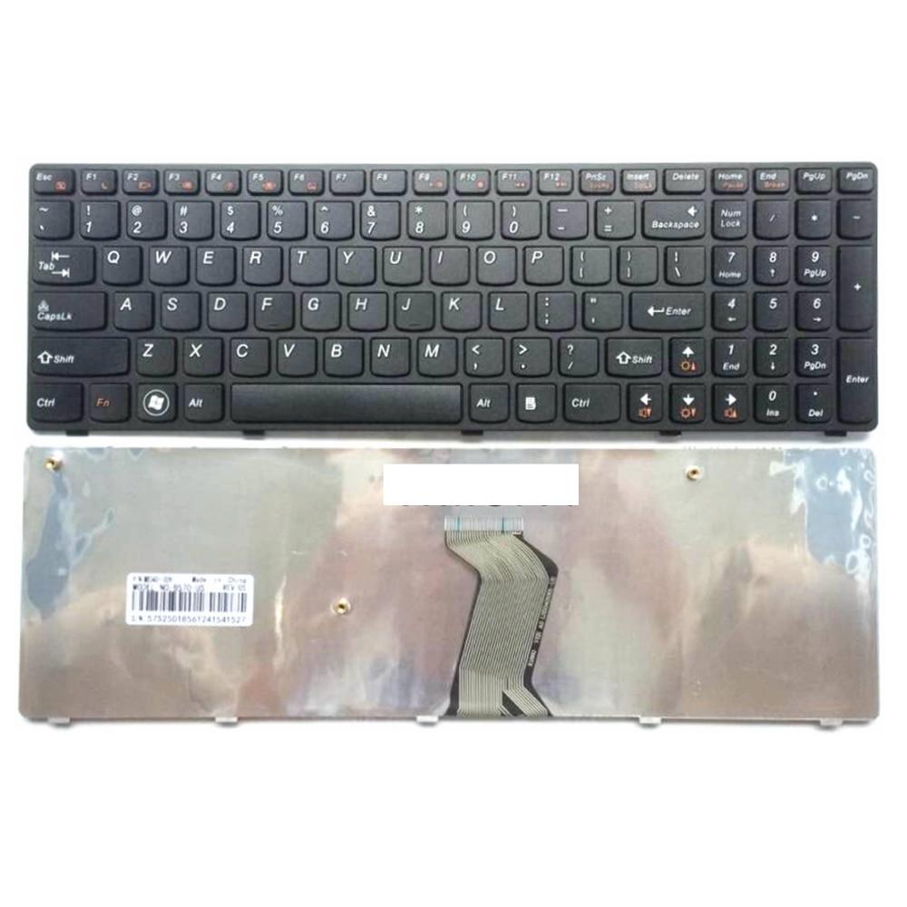 US New Keyboard FOR LENOVO V570 V570C V575 Z570 Z575 B570 B570A B570E V580 V580C B570G B575 B575A B575E B590 B590A
