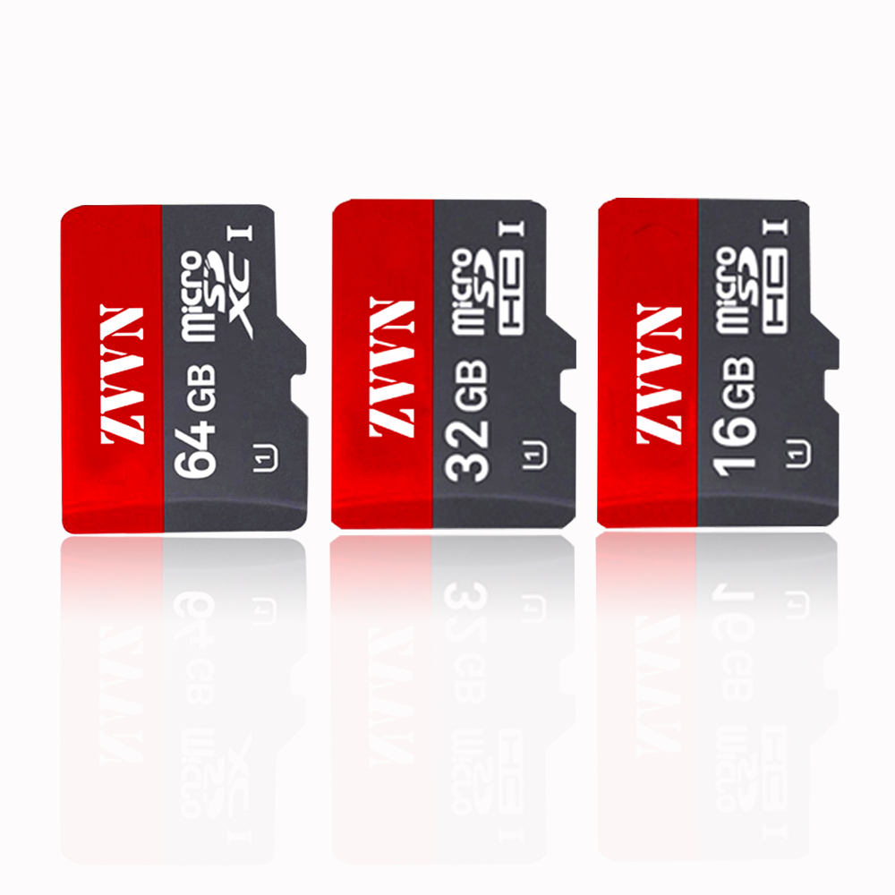 Micro SD Card 32GB Class10 16GB 64GB SDHCXC 4GB 8GB Class6 Memory Card Flash Memory 128gb
