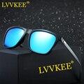 Lvvkee moda 2017 hd polarizadas sunglases hombres de lujo diseñador de la marca de conducción gafas de sol de las mujeres eyewear con la caja original