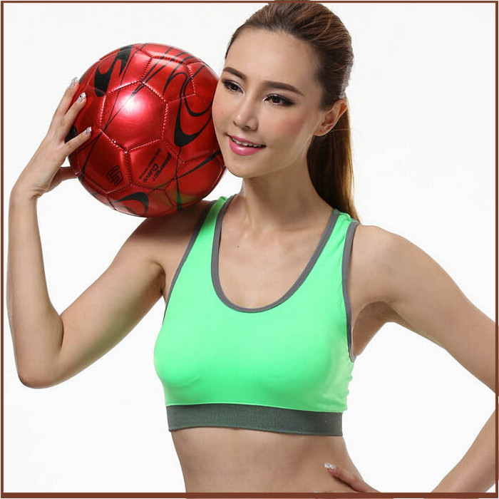 9efed165a873d Girl Sport Seamless For Hot Sex Women s Sports Bra XXX High Quality Bras  And Panties-in Bras from Underwear   Sleepwears on Aliexpress.com
