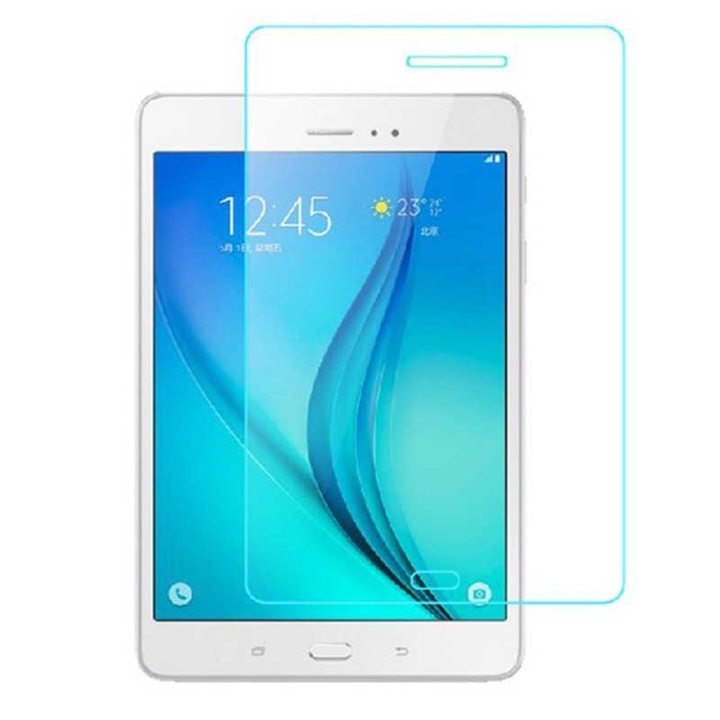 9H Explosion-Proof Toughened Tempered Glass For Samsung Galaxy Tab A T350 T351 T355 8 Inch Film Clear Screen Protector Film