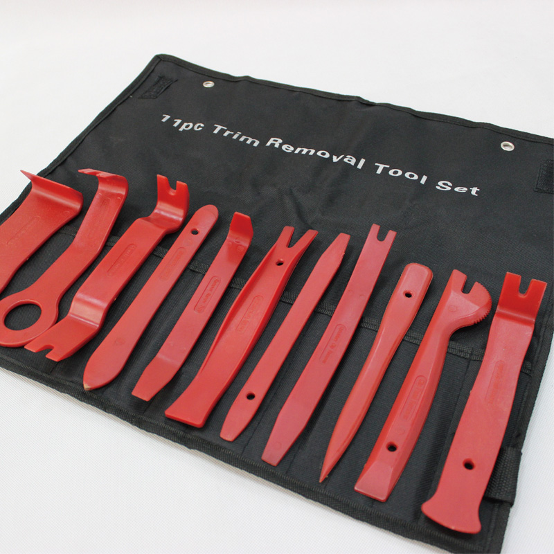 car molding trim removal tools for clip removing door panel trim dash center auto door upholstery pry installation plastic set in Hand Tool Sets from Tools