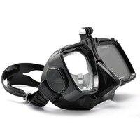 Voor GoPro Accessoires Go Pro Hero3/3 +/4 5 6 SJCAM SJ4000/5000/6000 Voor Xiao yi Swim Bril Duikbril Mount Actie Camera