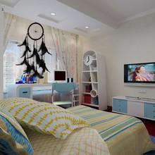 Ręcznie robione łapacz snów dekoracja z piór na ścianie elementy wystroju domu do zawieszenia łapacz snów fala łapacz snów tanie tanio ISHOWTIENDA PLANT Uciekają Nowoczesne
