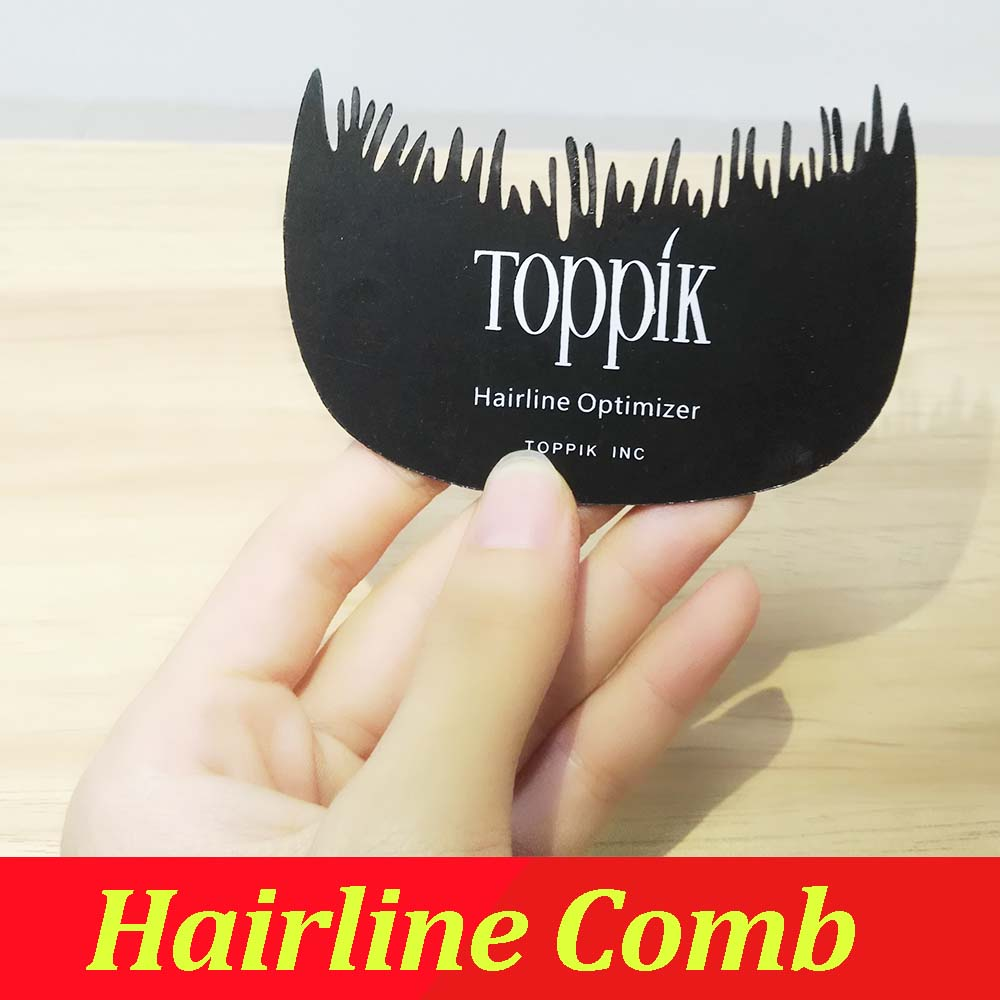 Beauty Salon Products Accesories Combs Hairdressing Thin Hairline Optimizer Film Plastic Material 3pcs /lot