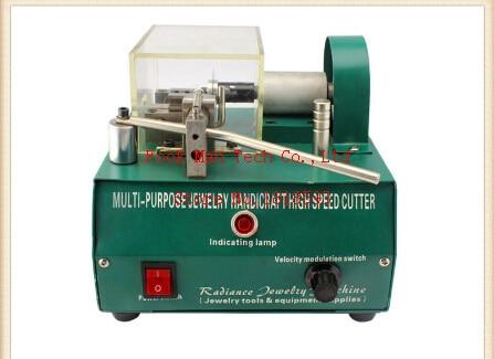 Multi Function Jewelry Cutting Machine, Jewelry Slitter multi function green