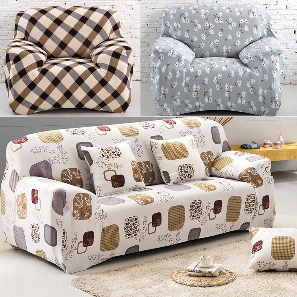 Cover Sofa Elastic Couch corner Sofa Cover Comfortable All inclusive Slipcover Couch Cover Single Two Three