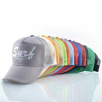 TQMSMY Summer Printing Pattern Surfing Mesh Caps Men Baseball Cap for Women Trucker Cap Hats For Men Design Casual Caps TMA09 1