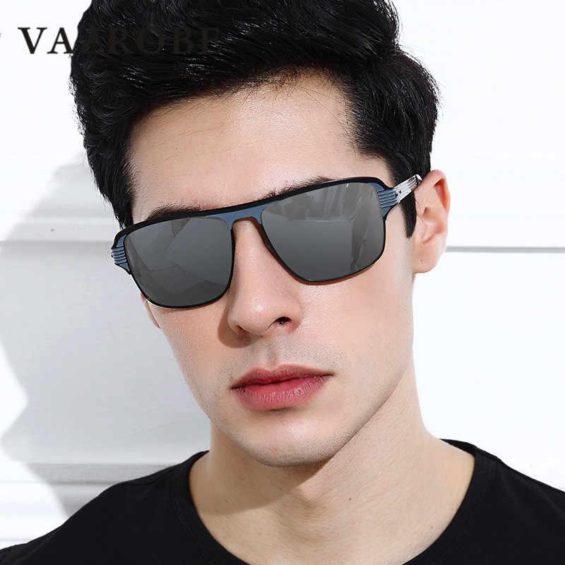 20d754345 Vazrobe Mens Polarized Sunglasses Brand Designer Quality Sun Glasses for Man  Driving Anti Glare UV400 Case