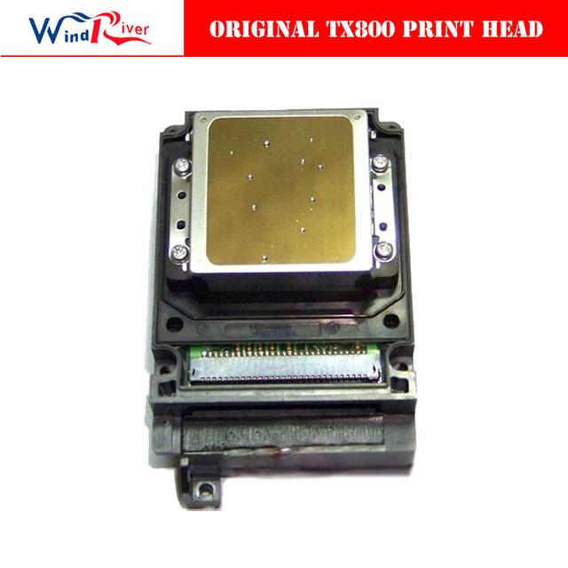 Cabeça de impressão original para epson tx800 tx710 tx810 tx800fw a800 ep804a tx820 px720 px820 tx720w px730wd bocal da cabeça de impressão f192040