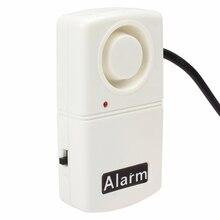 새로운 220V 정전 경보 백색 120db 가정 안전 LED 지시자 경보 자동 전원 출력/실패 힘 차단 경고