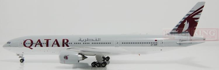 Phoenix 11025 Qatar Airways A7-BBB 1:400 B777-200LR commercial jetliners plane model hobby phoenix 11037 b777 300er f oreu 1 400 aviation ostrava commercial jetliners plane model hobby