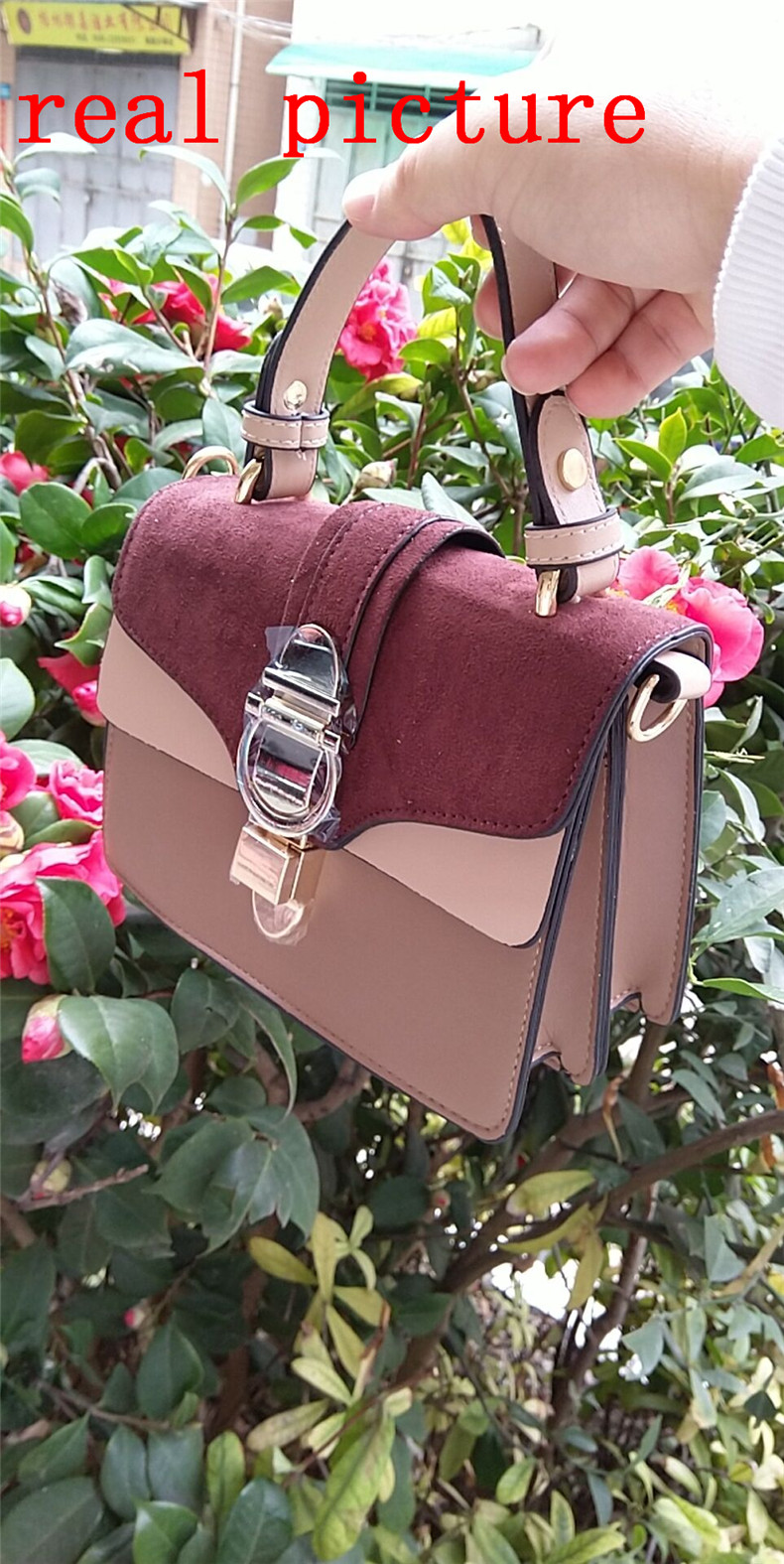 HTB1jMT0d2WG3KVjSZFPq6xaiXXaO - New High Quality Women Handbags Bag  Bags Famous  Women Bags Ladies Sac A Main Shoulder Messenger Bags Flap