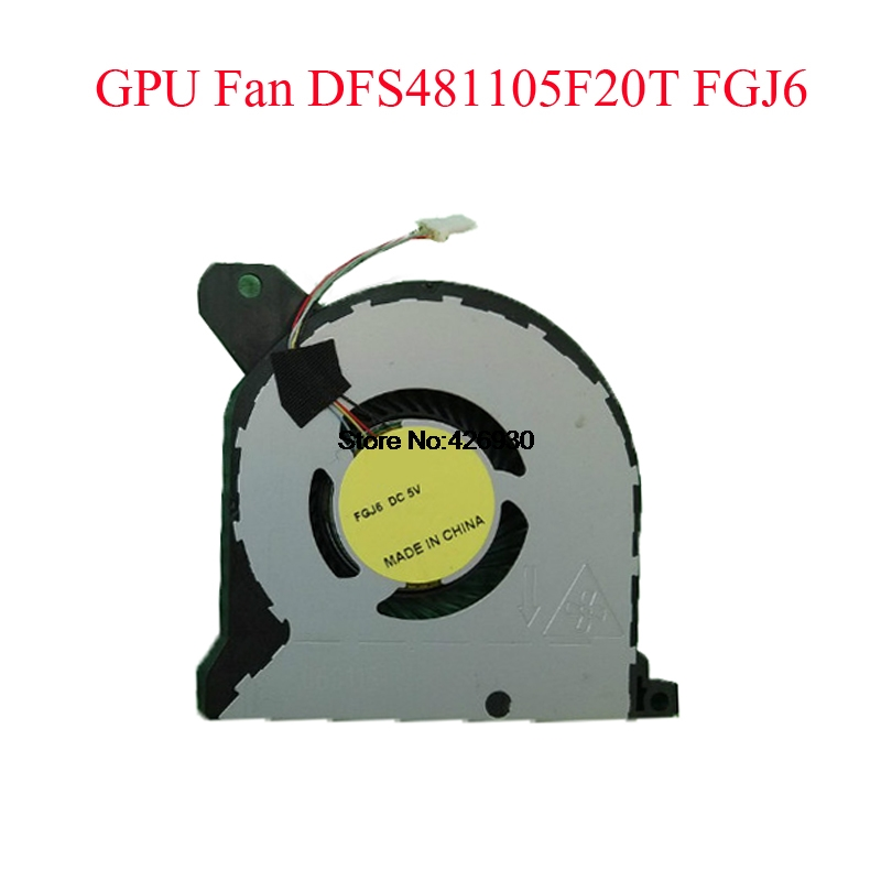 Laptop CPU Heatsink/&Fan for DELL Alienware 13 R2 P56G AT1FU001FC0 0D2W2T D2W2T New and Original