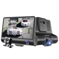 2 In 1 Triple Lens Radar Detector DVR Dash Cam Safety Speed Control Voice System Vehicle