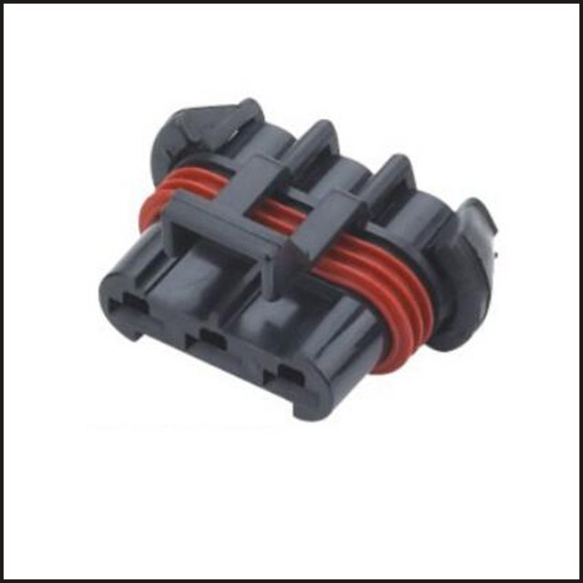 wire connector female cable connector male terminal terminals 3-pin connector  plugs sockets seal fuse box dj70338y-6 5-21