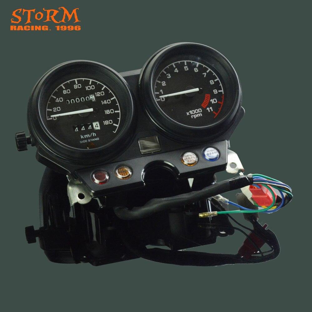 Motorcycle Speedometer Tachometer Odometer Display Gauges For Honda CB750 CB 750 1993 1994 1995 brand new speedometer tachometer gauges case for suzuki 04 05 gsxr 600 750 gsxr1000 03 04