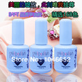 N-20,WHITE bottle uv gel polish, new design gel polish ,168colors for your choice