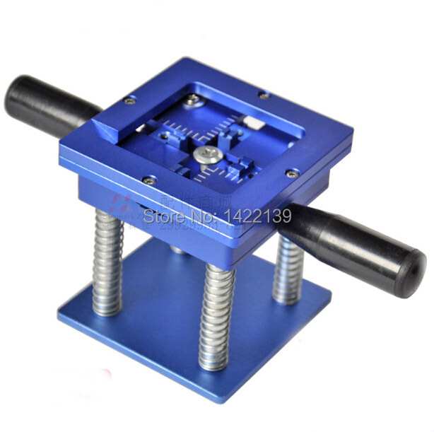 BGA reballing rework station with Hand grip for 90x90mm stencils templates New tms320f28335zjza tms320f28335 bga