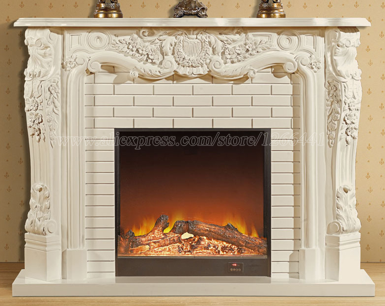 Fireplace Design decorative fireplace inserts : Decorative Fireplace Mantels Promotion-Shop for Promotional ...