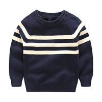 Cardigan For Boys 2017 Brand Design Cotton Knitwear Autumn Infant Sweater Children Clothes Boys Sweater Kids
