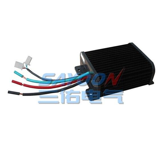Leistungsstarke, ST-3SC 1500 Watt DC 12 V, 24 V-36 V, 48 V-60 V, 72 V, 84 V bürstenmotor controller mit Tempomat, für elektrische dreirad.