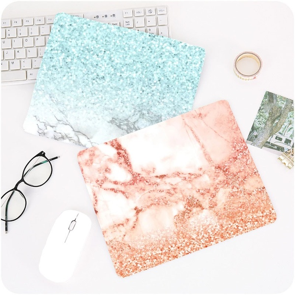 Mairuige Colorful Marble Laptop Gaming Mice Mousepad Small SIZE Rubber Game Mouse Pad Luxury Unique Design Mouse Mat As