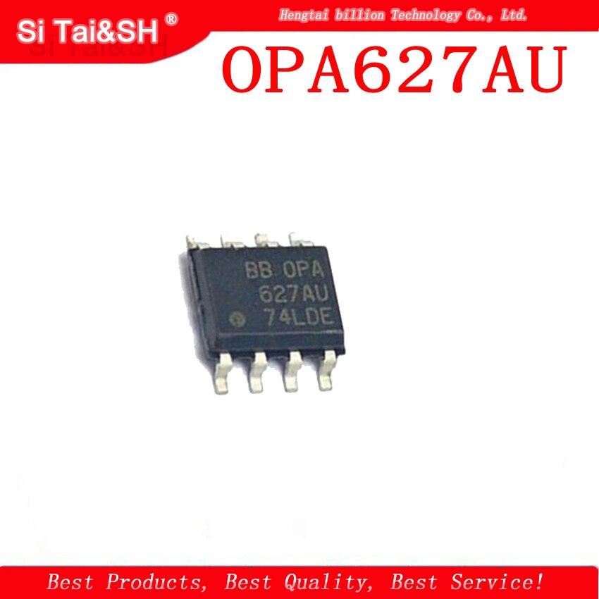 1PCS OPA627 OPA627AU 627AU SOP-8 Precision High Speed Differential Operational Amplifier