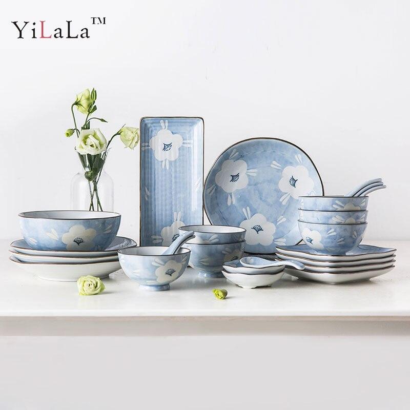 chaussures de sport 7ec59 ec543 Yilala En Céramique Vaisselle Cuisine De Vaisselle avec ...