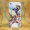 В королевство-сердца библия жесткий прозрачный прозрачная крышка чехол для iPhone SE 4 4S 5 5S 5c 6 6 s плюс