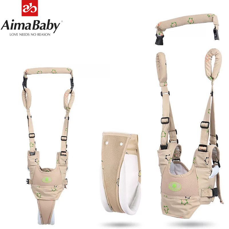 New Arrival Baby Walker,Baby Harness Assistant Toddler Leash For Kids Learning Walking Baby Belt Child Safety Harness Assistant
