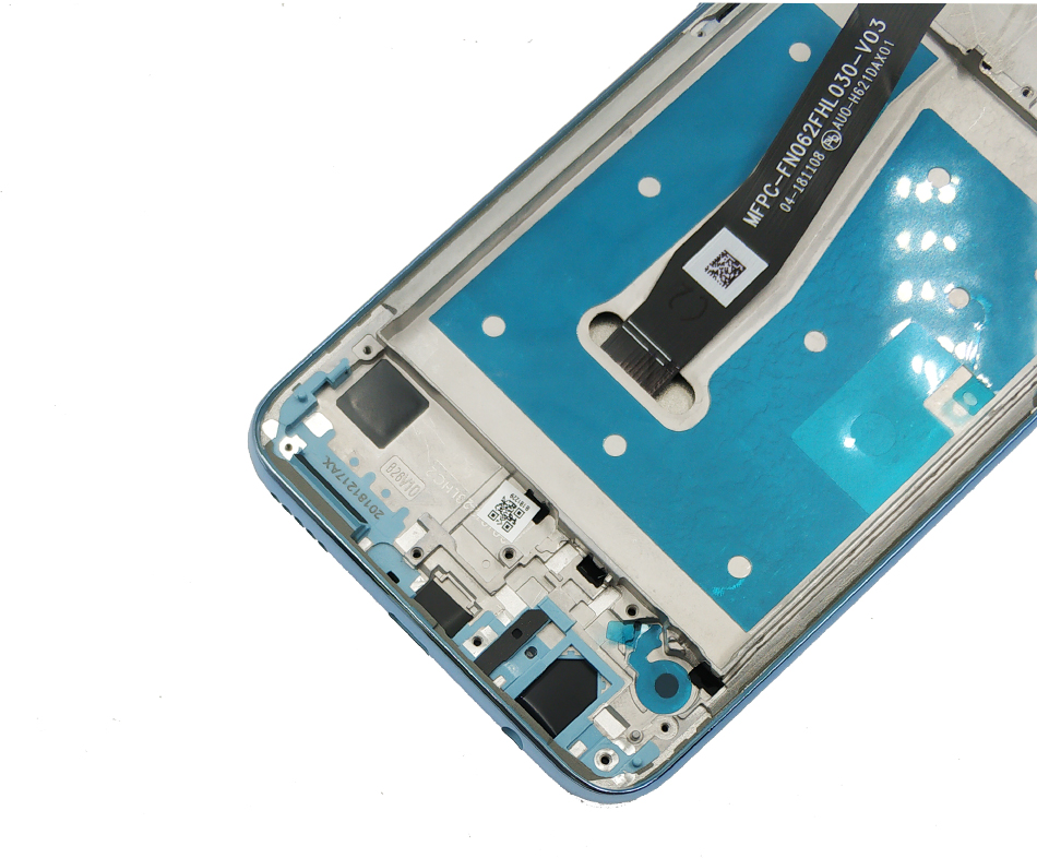 Image 5 - Original for Huawei Honor 10 Lite LCD Display Digitizer Assembly Touch Screen LCD Display TouchScreen Honor 10Lite Repair Part-in Mobile Phone LCD Screens from Cellphones & Telecommunications