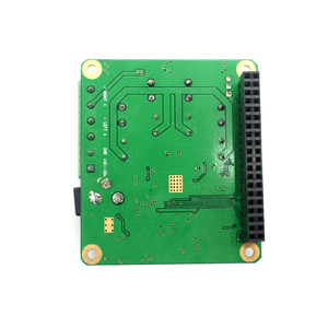 Image 4 - Lusya Raspberry Pi Versterker Hifi Uitbreidingskaart 25W Met Aux Compatibel Raspberry Pi 3 Model B, 2B, B + A4 015