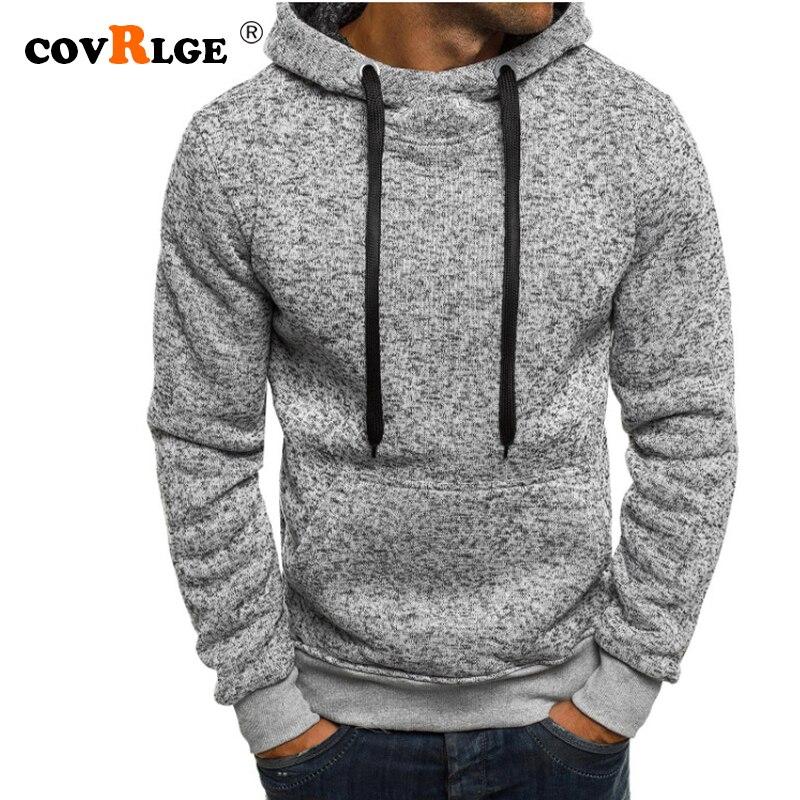 Covrlge Mens Sweatshirt Long Sleeve Autumn Spring Casual Hoodies Top Boy Blouse Tracksuits Sweatshirts Hoodies Men MWW156