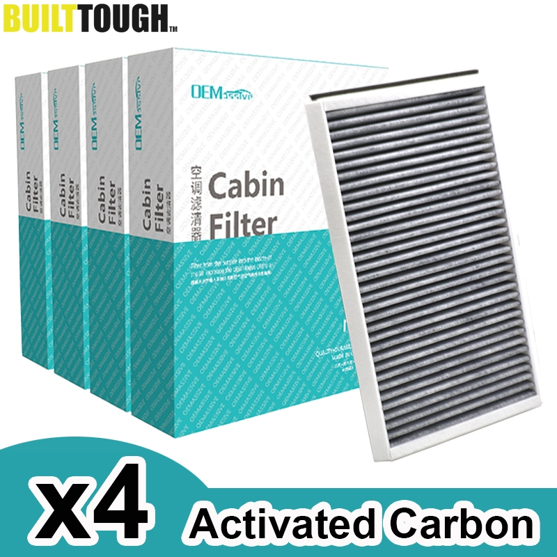 Activated Carbon Filter Cabin Filter for 5 Series E60 E61 6 Series E63 E64