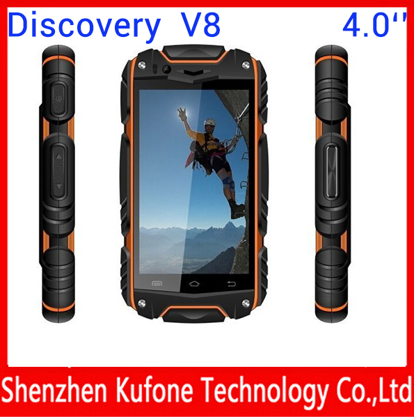 4.0'' V8 Android 4.2 MTK6582 Quad Core Capacitive Screen Smart Waterproof Phone WIFI Dual Camera GSM+WCDMA Sim - Shenzhen Kufone Technology Co;.Ltd. store