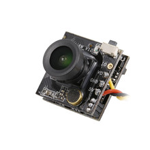 Turbowing DVR CYCLOPS 3 DVR-VTX-CAM AIO 700TVL 5.8G 48CH 0mW / 25mW / 200mW FPV AV Transmitter Camera for RC Multi Models