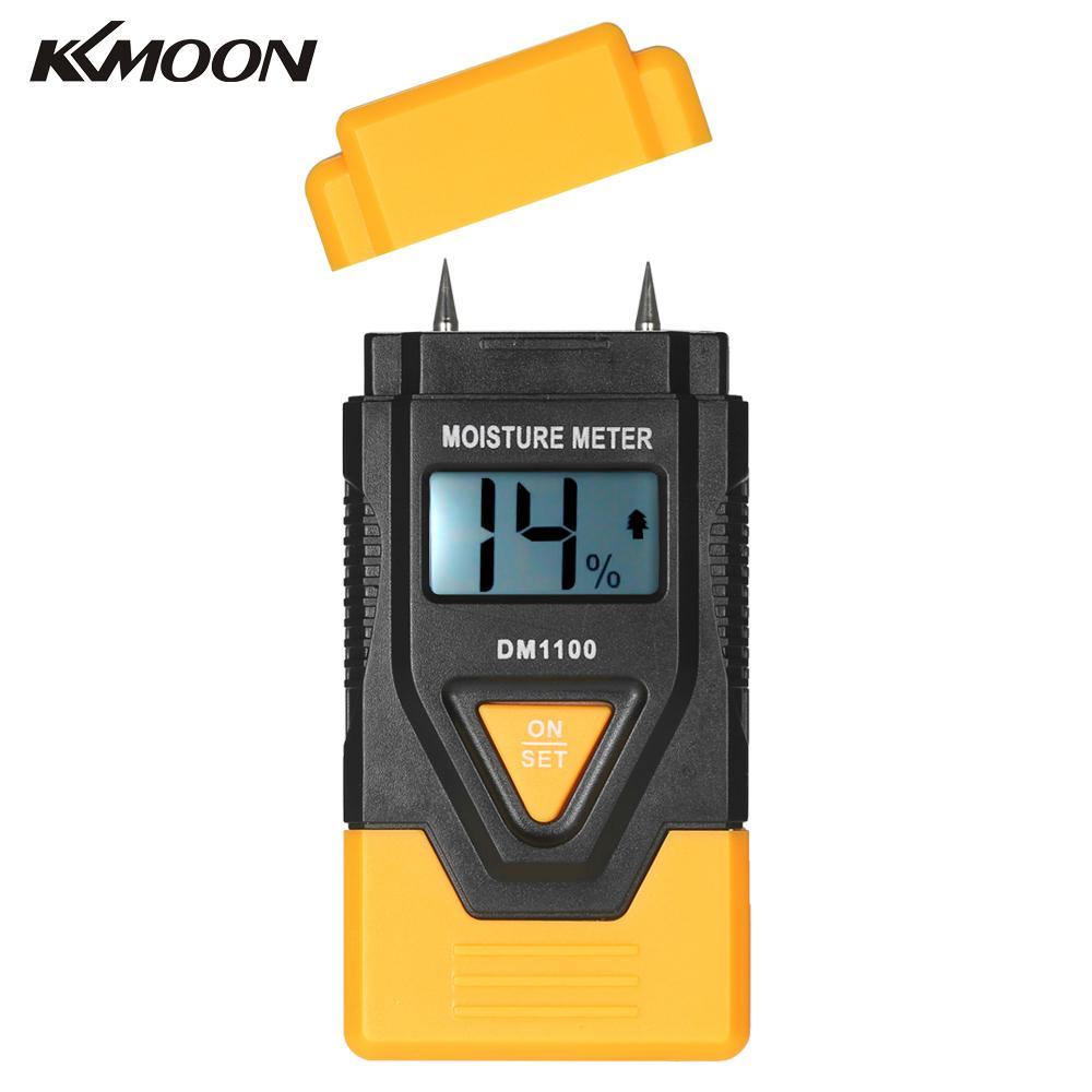 SchöN Mini 3 In 1 Lcd Digital Holz Baustoffe Feuchtemessgerät Luftfeuchtigkeit Tester Detector Mit Umgebungstemperatur Messung Hitze Und Durst Lindern. Analysatoren Feuchtigkeit Meter