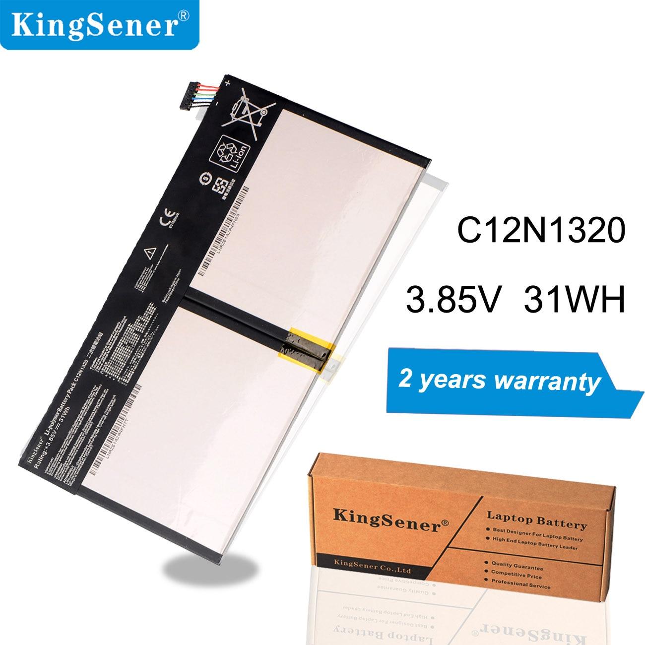 KingSener C12N1320 New Battery For ASUS Transformer Book T100 T100T T100TA T100TA-C1 Series 3.85V 31WH
