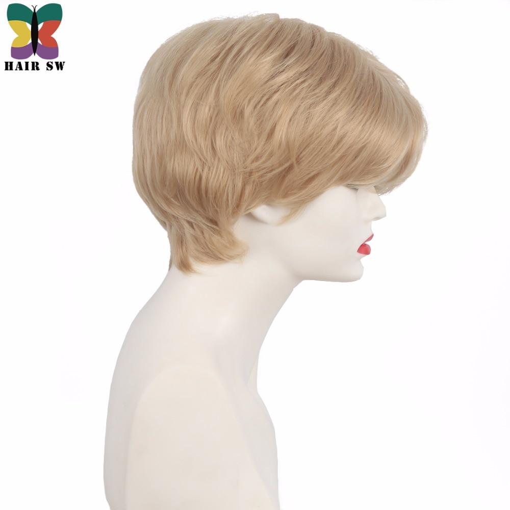 HAIR SW Μικροσκληρυνόμενα πλευρικά - Συνθετικά μαλλιά - Φωτογραφία 3