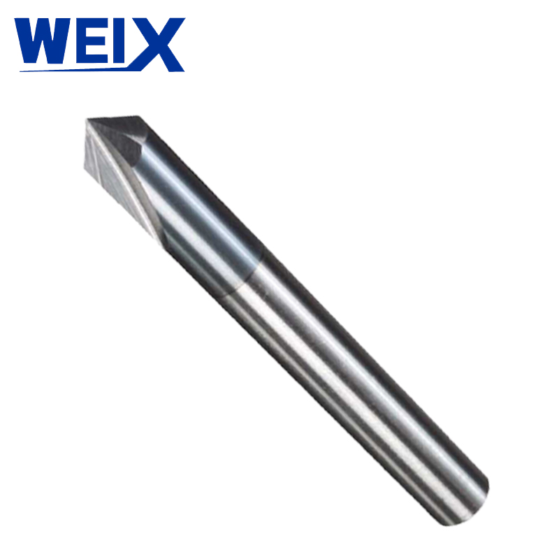 רשימת הקטגוריות 1pc WEIX 3 חלילים HRC45 chamfer End Mill זווית 90 עבור נתב פלדה Bit קרביד כלי חותכני הטחינה Mayitr טונגסטן פלדה (5)